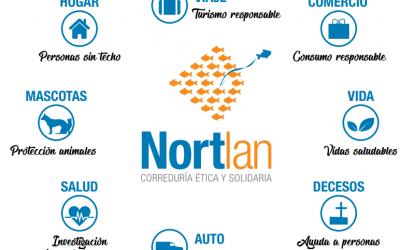 NORTLAN,CORREDURÍA ÉTICA Y SOLIDARIA PLANTA 1 ÁRBOL POR CADA SEGURO DE AUTO CONTRATADO